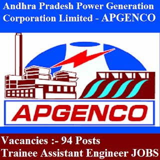 Andhra Pradesh Power Generation Corporation Limited, APGENCO, freejobalert, Sarkari Naukri, APGENCO Admit Card, Admit Card, apgenco logo