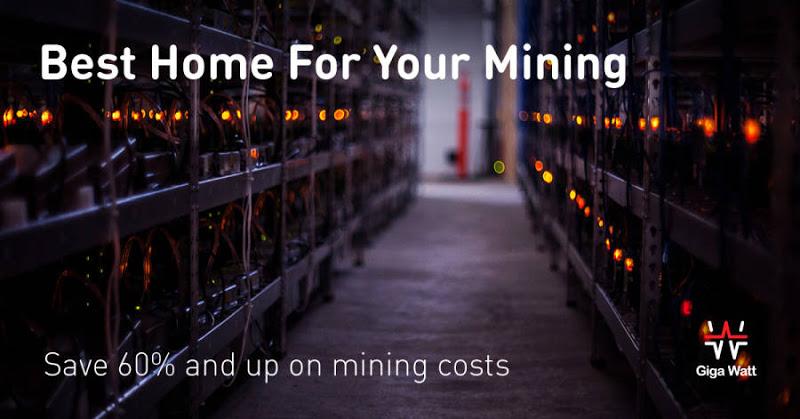 Giga Watt - Nhà cung cấp dịch vụ khai thác mỏ tốt nhất thế giới