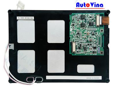 Bán LCD màn hình Hmi Fuji UG221H-LE4, sửa chữa LCD màn hình cảm ứng Fuji