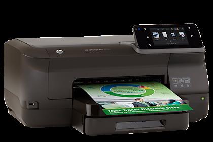 Descargar Driver Impresora HP Officejet Pro 251dw