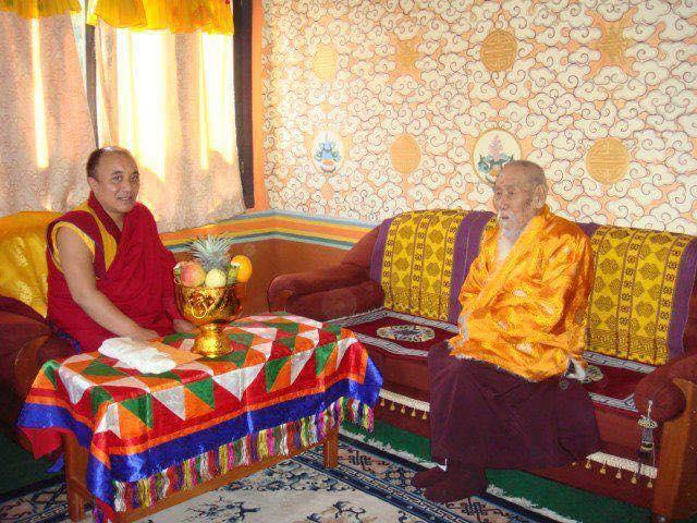 Phub Dorji Wang: Lama Serpo (Rigzin Palden Rinpoche), a detailed