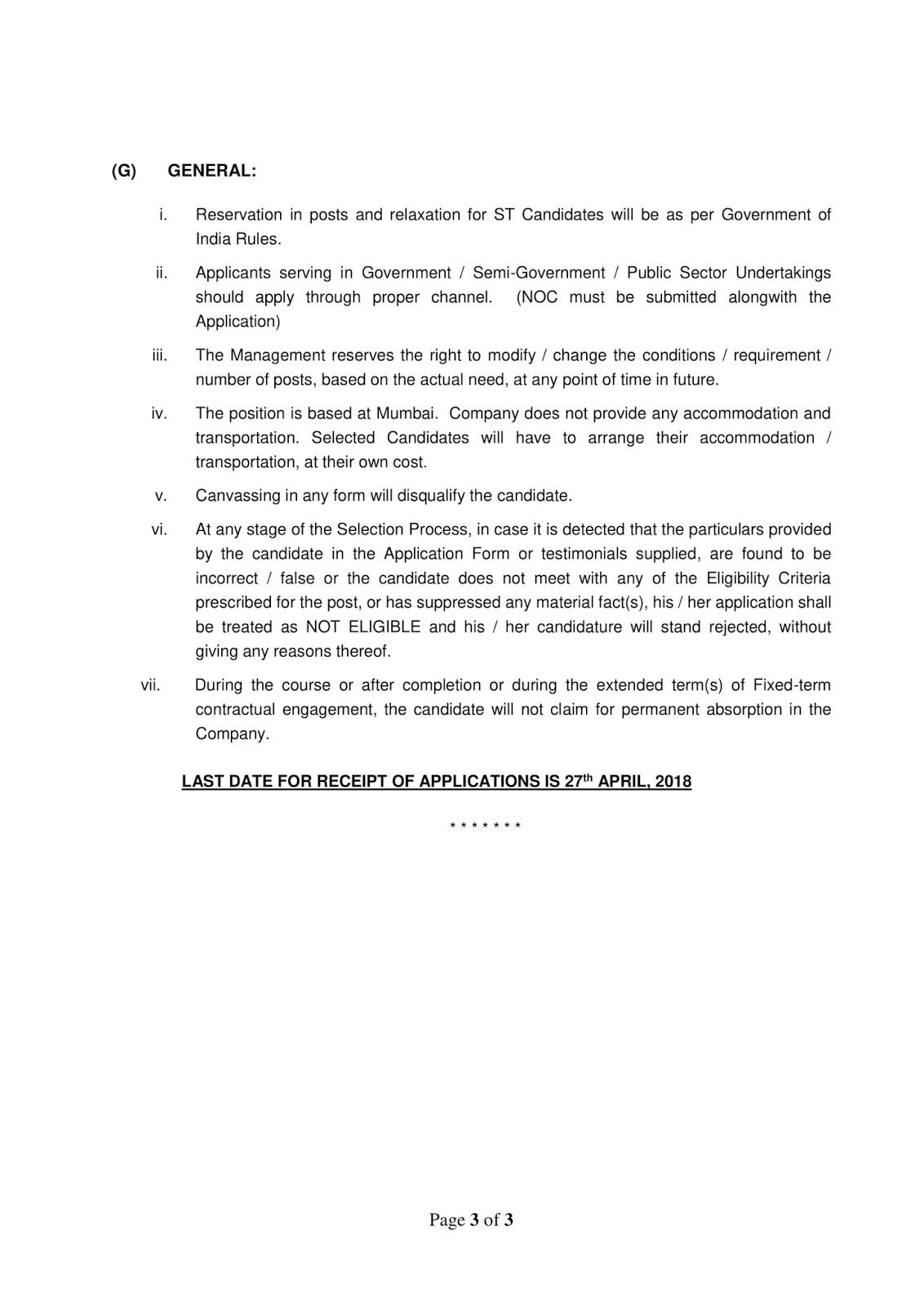 PHARMAWIZARDS: RECRUITMENT OF PHARMACIST AT AIR INDIA