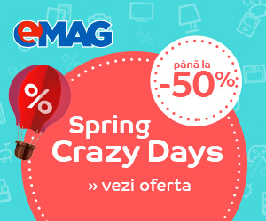 EMAG Spring Crazy Days