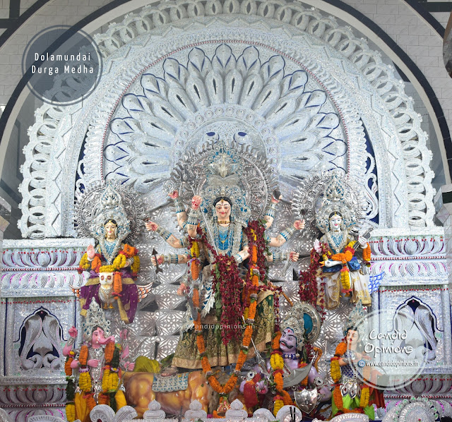 Durga Puja at Dolamundai