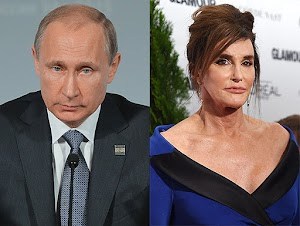 "Time magazine included in the shortlist for the ""Man of the year"" Putin, Merkel and Caitlin Jenner"