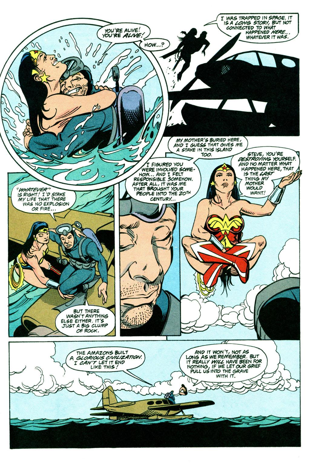 Read online Wonder Woman (1987) comic -  Issue #73 - 7