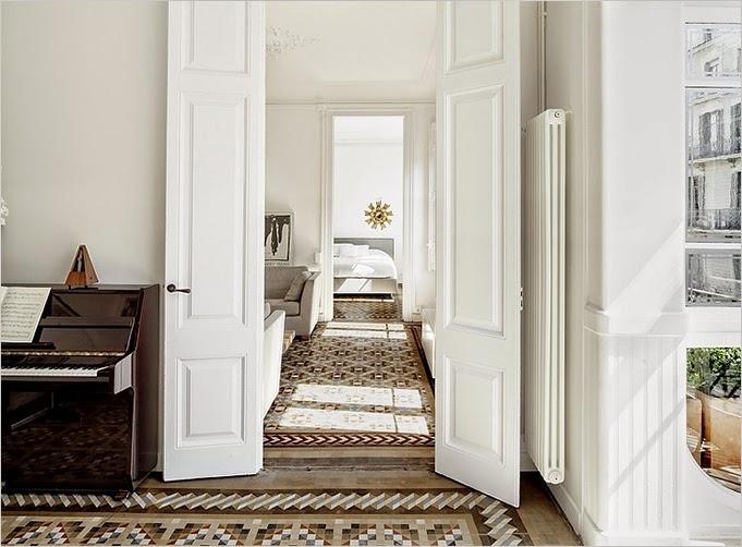 Atelier Rue Verte Le Blog Espagne Appartement Aux Sublimes