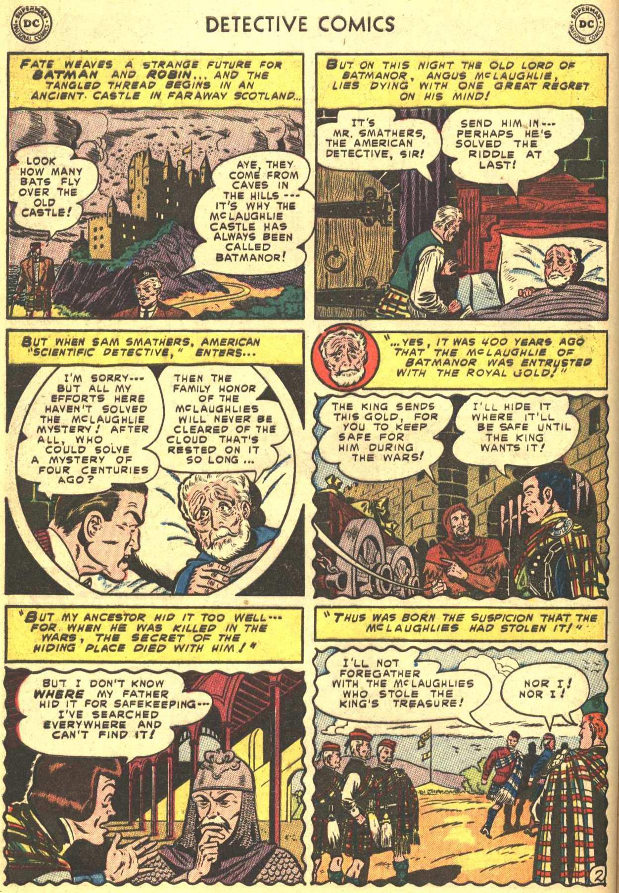 Detective Comics (1937) 198 Page 3