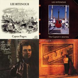 Rock On Vinyl Friendship Feat Lee Ritenour
