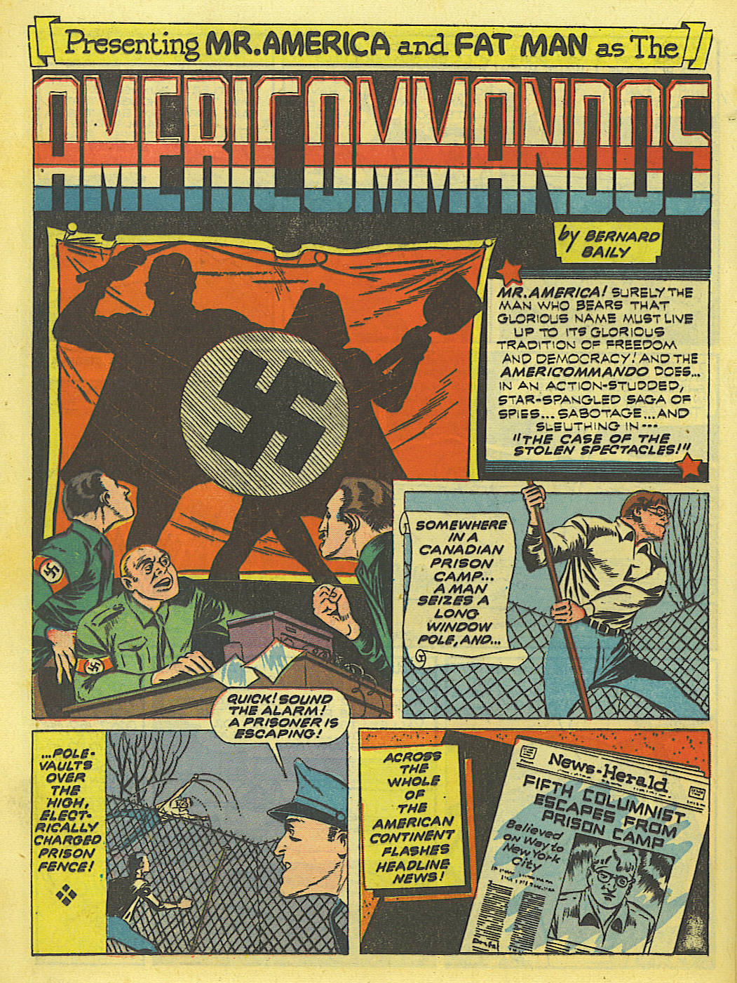 Read online Action Comics (1938) comic -  Issue #52 - 38