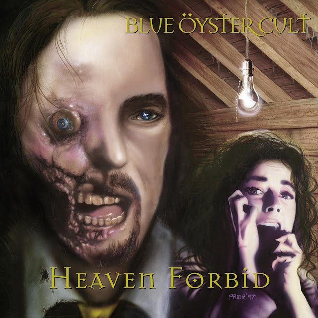 """Blue Oyster Cult - """"Heaven Forbid"""" Review"""