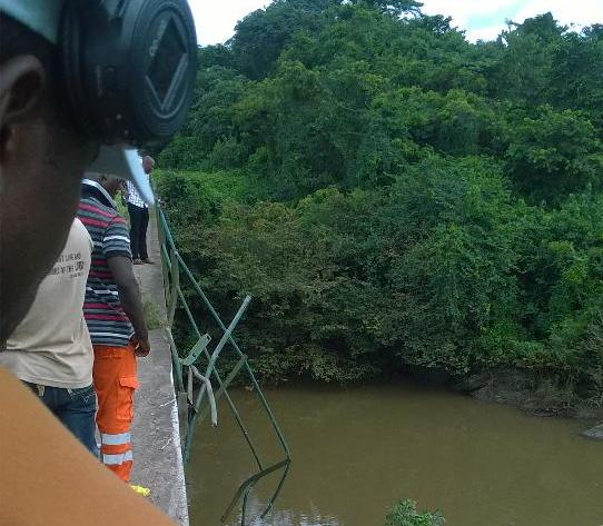 bus fell into river ijebu ode ogun state