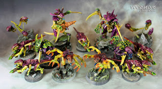Tyranids Chess Team