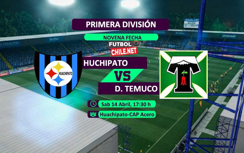 Huachipato vs Deportes Temuco: Previa, horario, dónde ver en vivo por TV y online por la Primera División