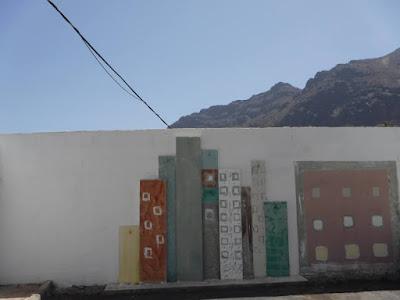 murales Aldea de San Nicolas