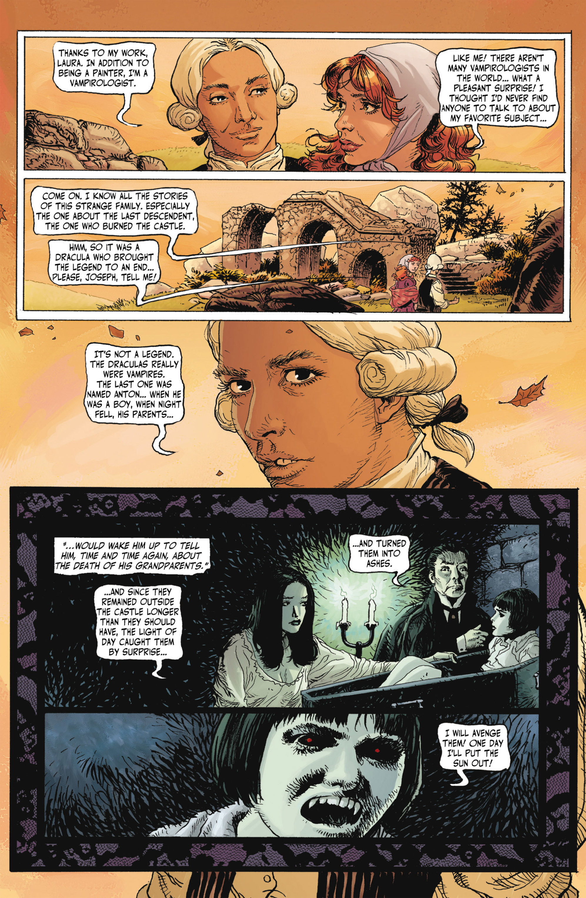 Read online Alejandro Jodorowsky's Screaming Planet comic -  Issue #1 - 38