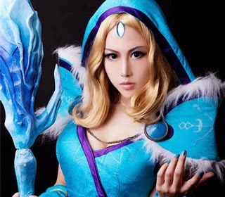 Crystal Maiden (Rylai) DOTA photo 4