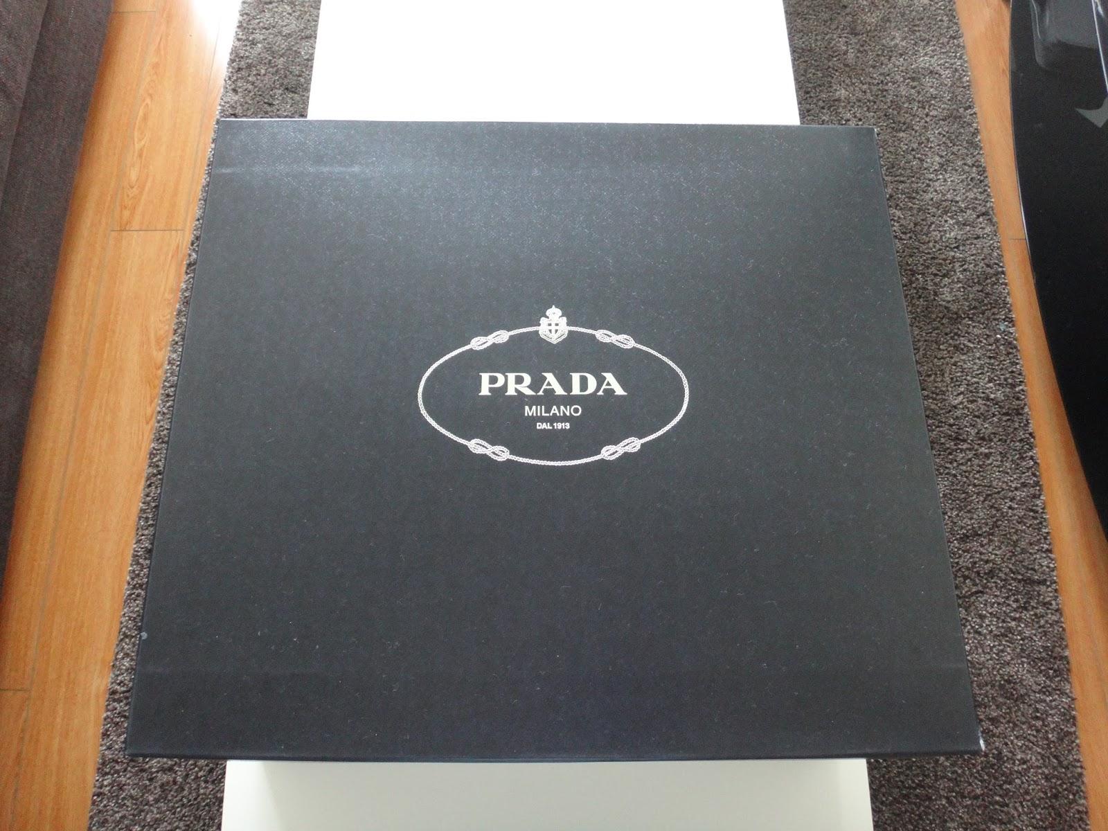 1eed49b87aa2 From Nada To Prada  Prada Saffiano Double Zip Tote