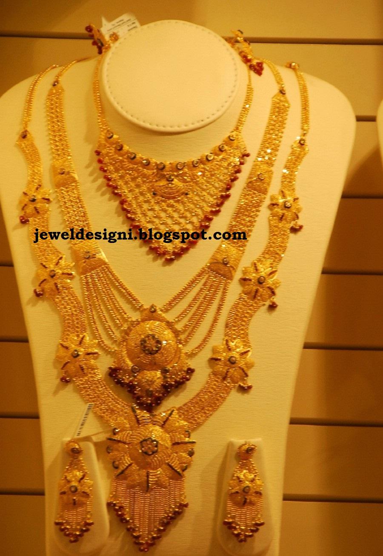 Jewellery Designs : Beautiful Gold Jewellery from Kalyan ...