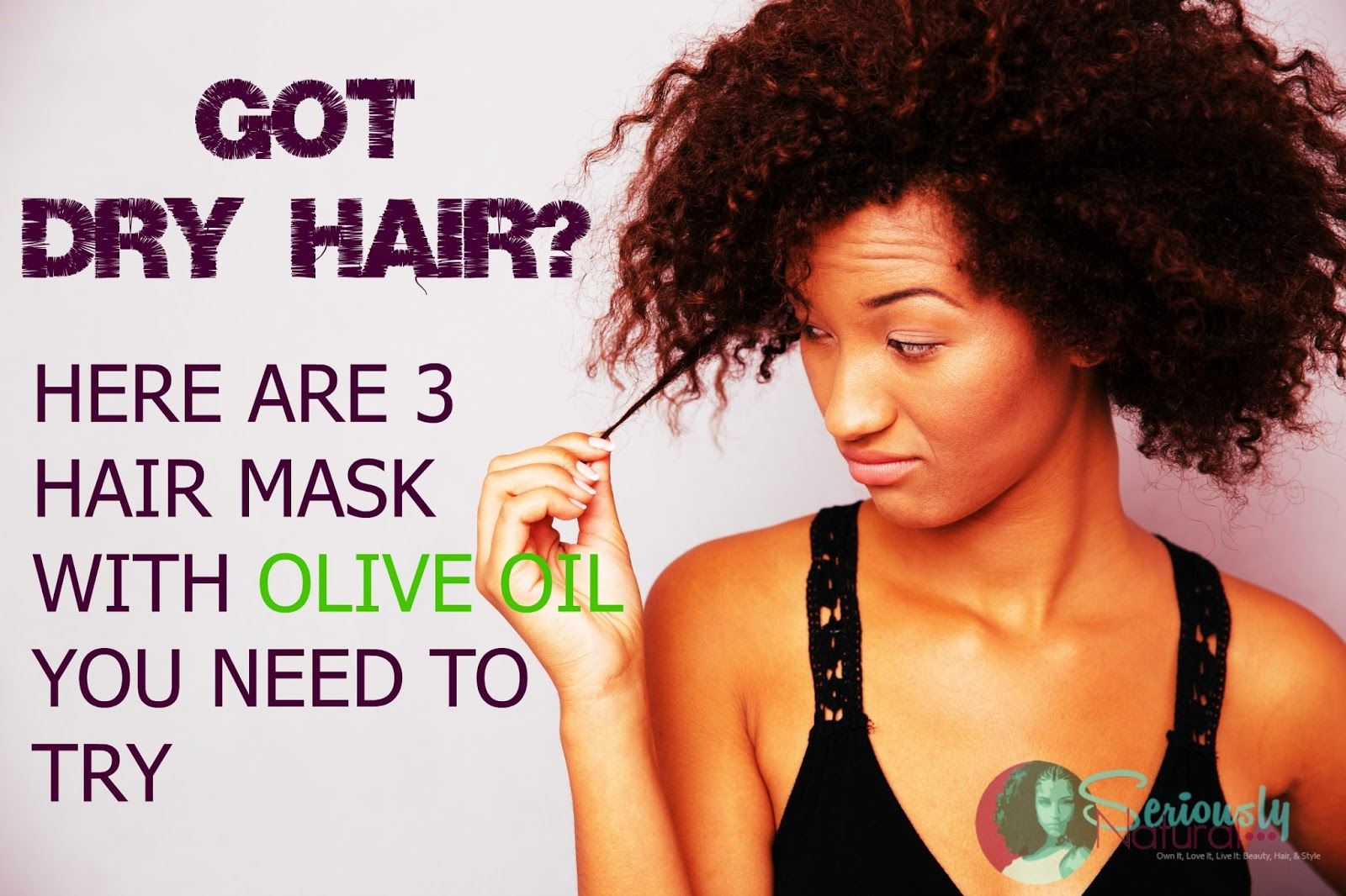 HERE ARE 3 HAIR MASK WITH OLIVE OIL YOU NEED TO TRY