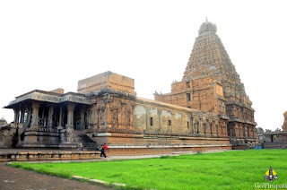 Thanjavur Big Temple History Timings