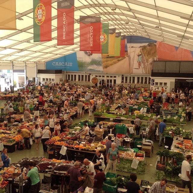 Mercado da Vila em Cascais