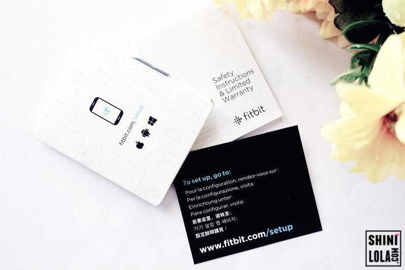 Review Giveaway Fitbit Flex 2 Shini Lola Travel Beauty