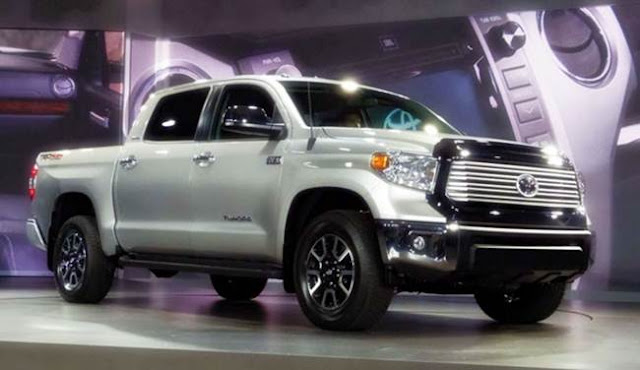 2018 Toyota Tundra Diesel Redesign | Car Release and Price