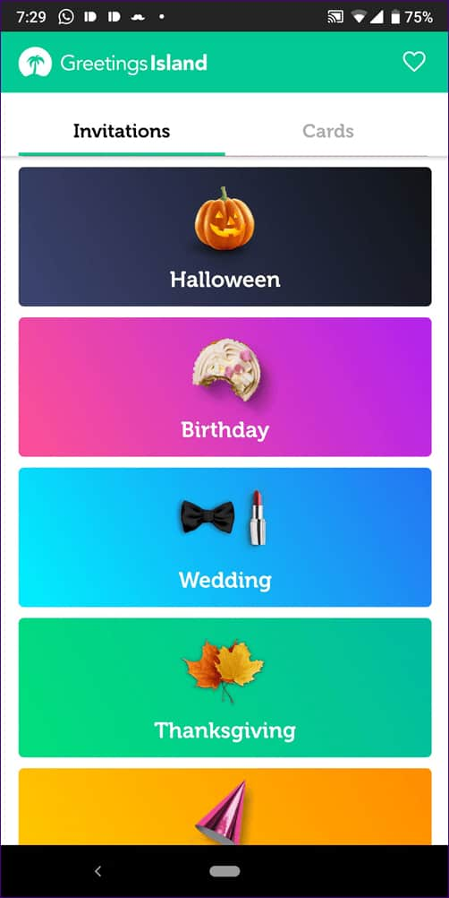 Invitation Maker by Greetings Island apps