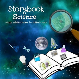 Tons of great science projects matched with children's stories!