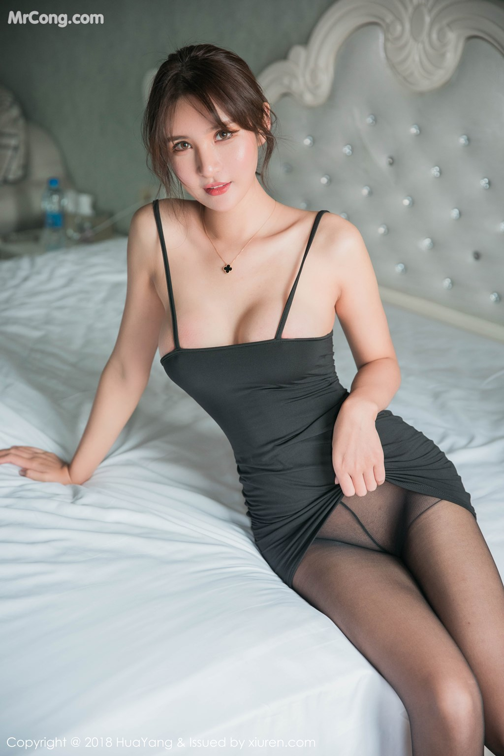 Image HuaYang-2018-11-14-Vol.095-SOLO-MrCong.com-013 in post HuaYang 2018-11-14 Vol.095: Người mẫu SOLO-尹菲 (46 ảnh)