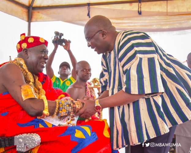 Vice President Bawumia Challenges Stakeholders In Tourism Sector
