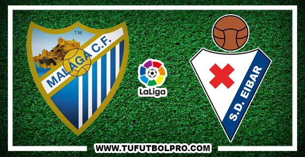 Ver Málaga vs Eibar EN VIVO Por Internet Hoy 21 de Agosto 2017