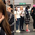 Liza Soberano patiently waits in line at BTS concert in Hong Kong
