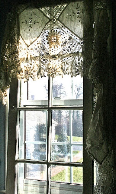 Moon To Moon Lace Curtains A Very British Tradition