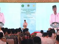 Presiden Jokowi: Honor Penyuluh Agama Naik 100%