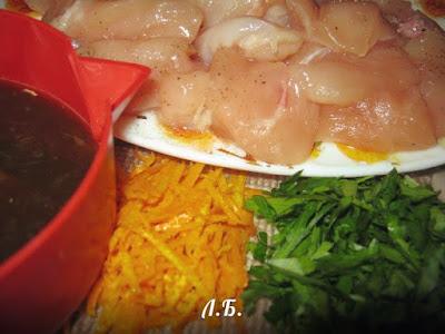 что можно приготовить из куриного филе