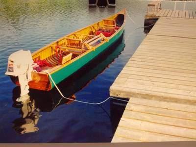 Ravenwood Blog: Peterborough Square stern canoe