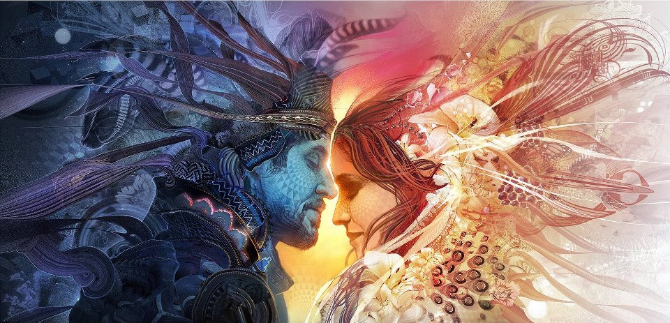 Twin Flames Sacred Journey back to Oneness 7 Stages of the