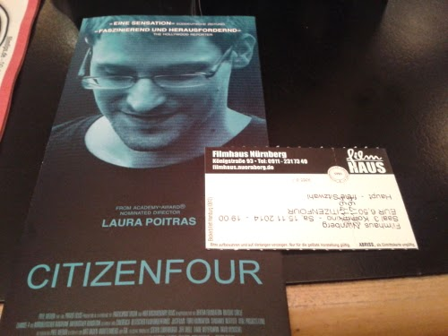 """Die Edward-Snowden-Doku """"Citizenfour"""""""