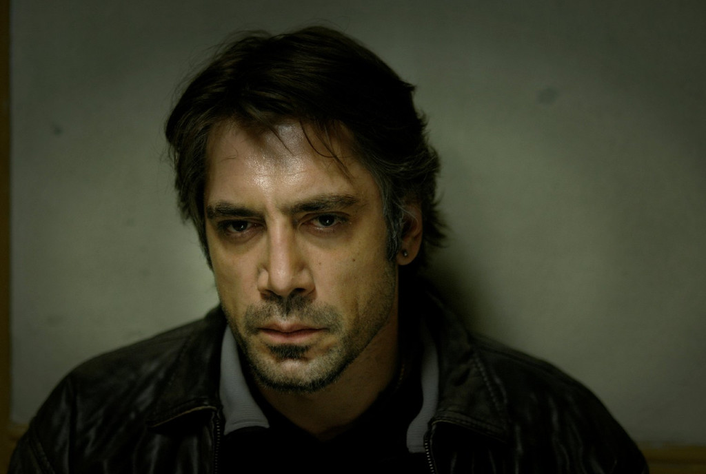 Runs Like A Gay: Javier Bardem