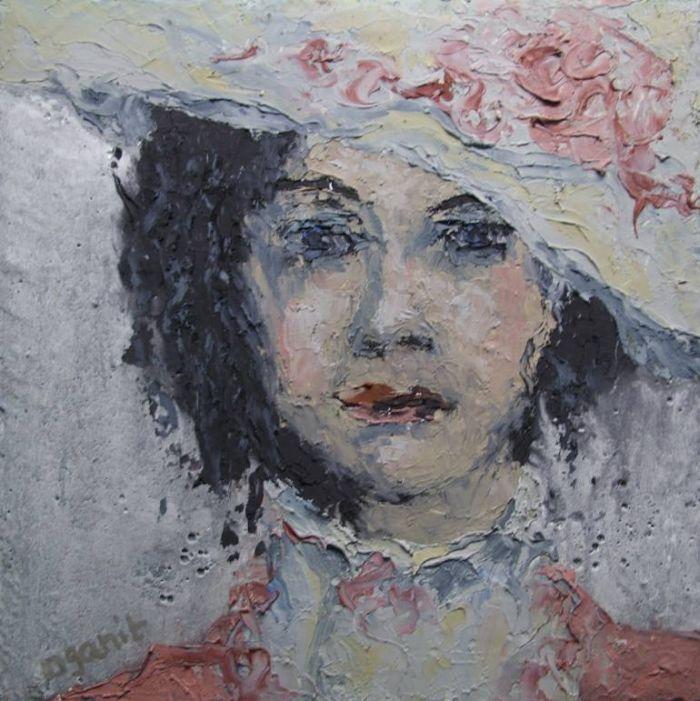 Израильская художница. Dganit Kislev