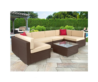 Best Choice Products Rattan Wicker Sofa Sets, Outdoor Sofa Sets, Outdoor Sofas, Outdoor Furniture, Best Choice Products, Best Choice Products Wicker Sofa Sets, Outdoor Sofa Sets, Sofa Sets, Wicker Sofa Sets,