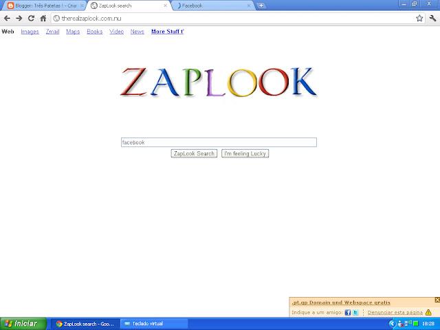 que mai s me impressionou no zaplook e que eu realmente gostei    Zaplook
