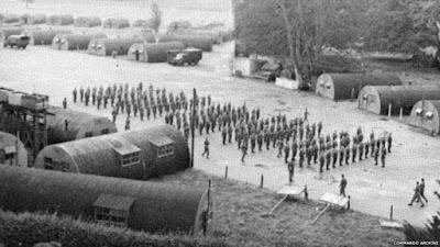 EL ENTRENAMIENTO: LA FORJA DE LOS COMANDOS BRITANICOS  - BELLUMARTIS HISTORIA MILITAR