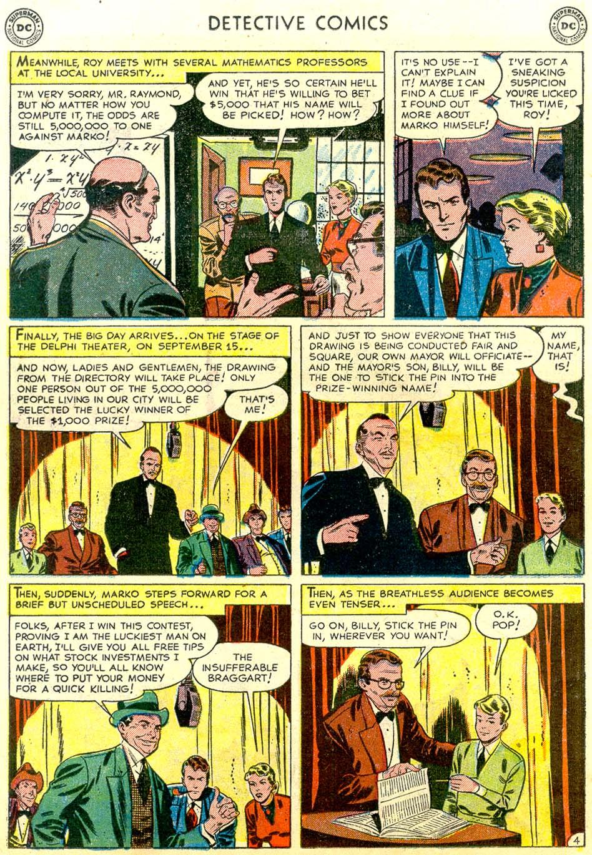 Read online Detective Comics (1937) comic -  Issue #179 - 20