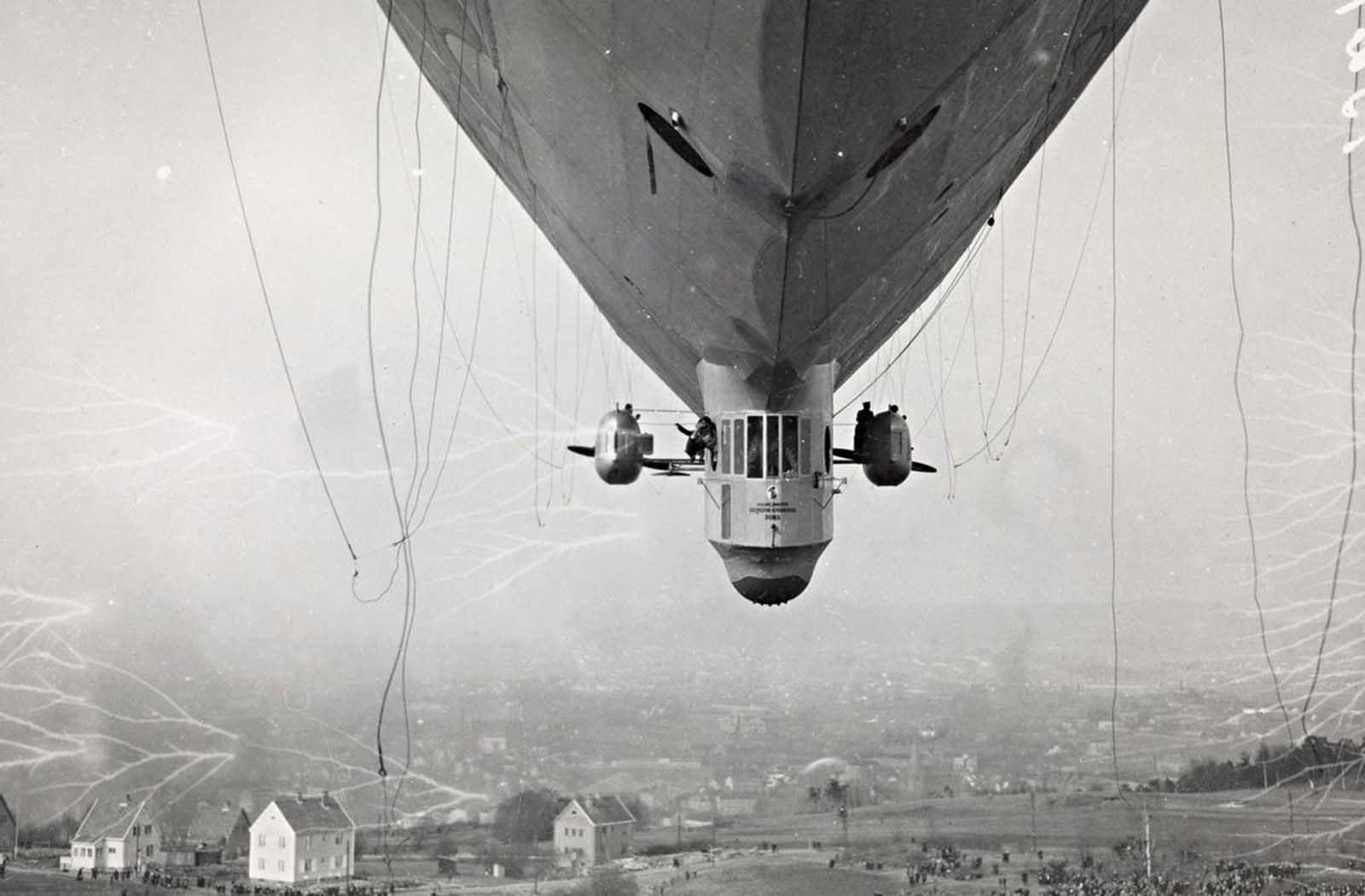 Luftskipet (airship)