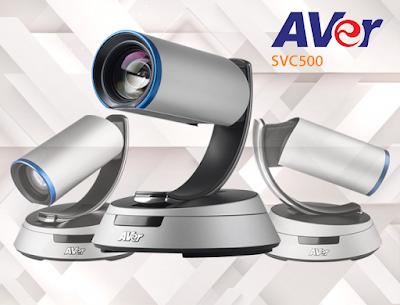 giải pháp thiết bị hội nghị trực tuyến AVer SVC500