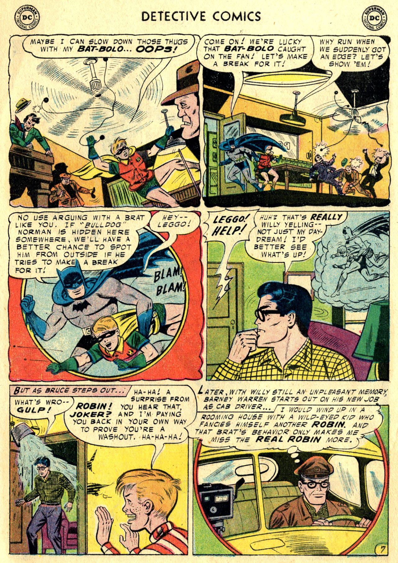 Detective Comics (1937) 237 Page 8