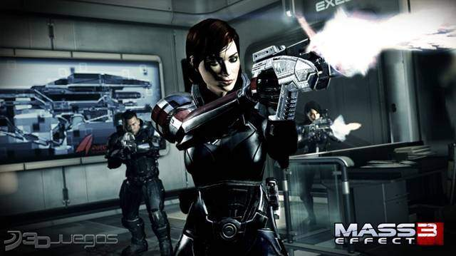Mass Effect 3 PC Full 2012 Reloaded Español